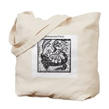 wsp note eater Tote Bag