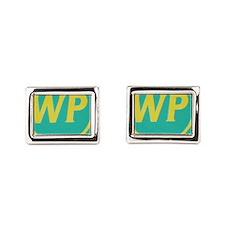 wsp BP LC Rectangular Cufflinks