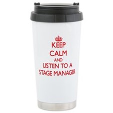Unique Theater managers Travel Mug