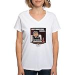 Julio: I Don't Always... Women's V-Neck T-Shirt