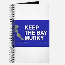 Keep the Bay Murky Journal
