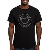 Salamander Fitted T-shirts (Dark)