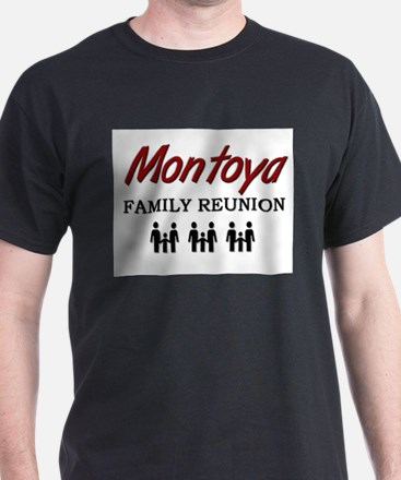 Montoya Family Reunion T-Shirt