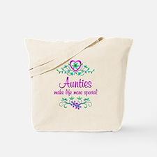 Special Auntie Tote Bag