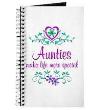 Special Auntie Journal