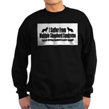 Cute German shepherd Sweatshirt