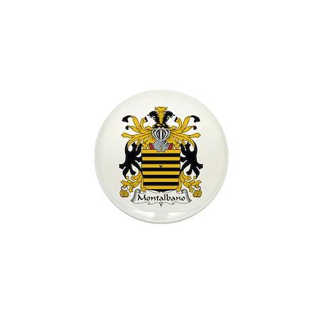 Montalbano Mini Button