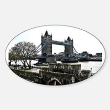 London England Tower Bridge Decal