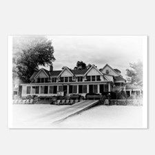 Clubhouse 1 Postcards (Package of 8)