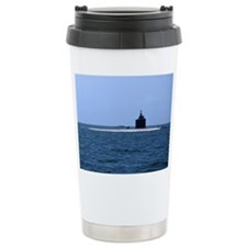 USS Annapolis at Sea Travel Mug