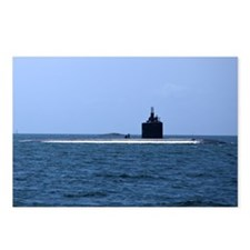 USS Annapolis at Sea Postcards (Package of 8)