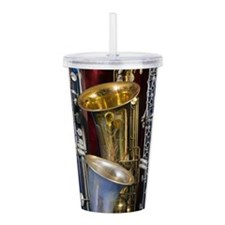 Uncle Norm's Licorice Acrylic Double-wall Tumbler