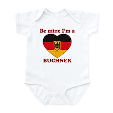 Buchner, Valentine's Day Infant Bodysuit