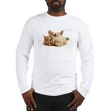 Cute Cats Long Sleeve T-Shirt
