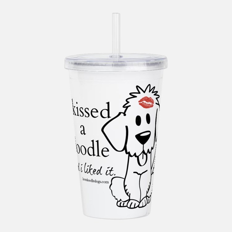 Cute Crossbreed Acrylic Double-wall Tumbler