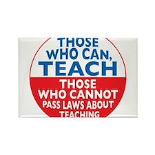 Teacher Rectangle Magnet (10 pack)