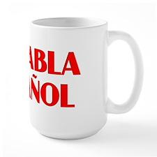 Se Habla Espanol Coffee MugMugs