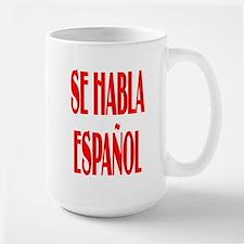 Se Habla Espanol MugMugs