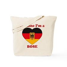 Bose, Valentine's Day Tote Bag