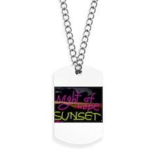 Night of Hope Sunset Dog Tags