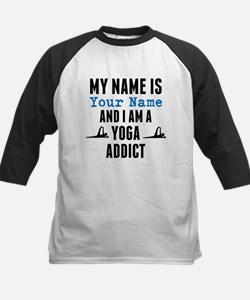 Yoga Addict Baseball Jersey