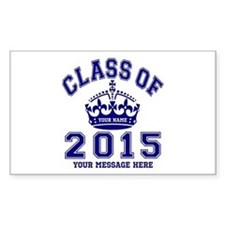 Class Of 2015 Rules Decal