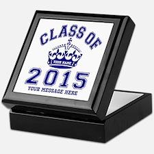 Class Of 2015 Rules Keepsake Box