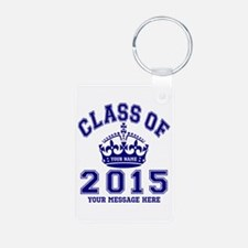 Class Of 2015 Rules Keychains