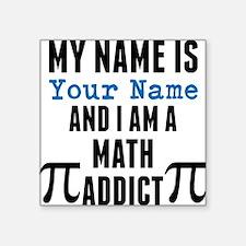 Math Addict Sticker