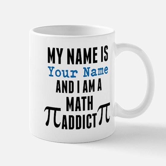 Math Addict Mugs