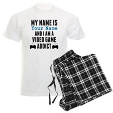 Video Game Addict Pajamas