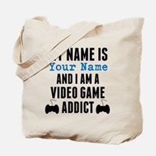Video Game Addict Tote Bag
