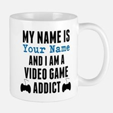 Video Game Addict Mugs