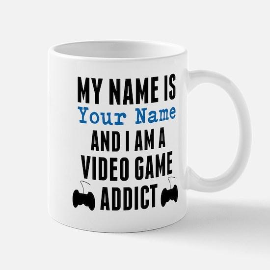 Video Game Addict Mugs