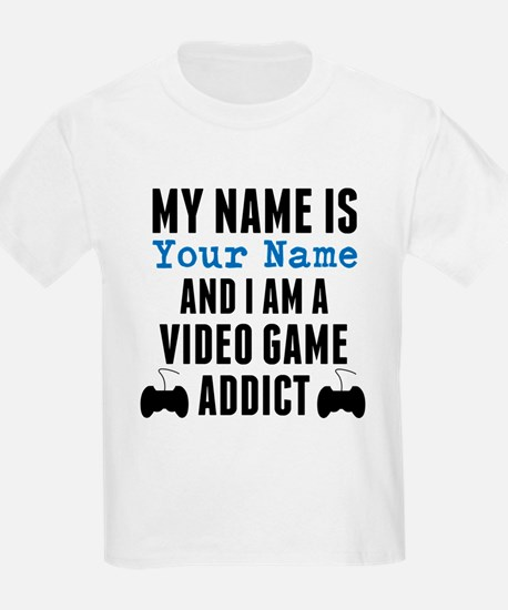 Video Game Addict T-Shirt