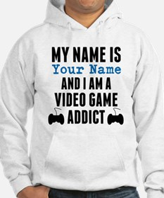 Video Game Addict Hoodie