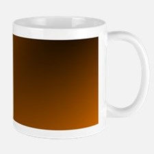 Orange and Black Mugs