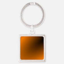 Orange and Black Keychains