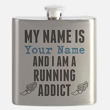 Running Addict Flask