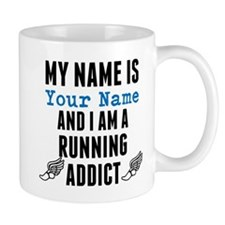 Running Addict Mugs