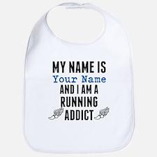 Running Addict Bib