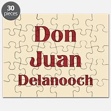 JAYSILENTBOB DON JUAN DELANOOCH Puzzle