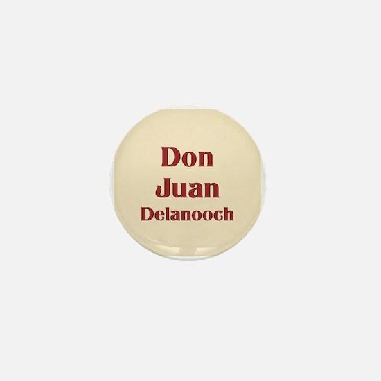 JAYSILENTBOB DON JUAN DELANOOCH Mini Button