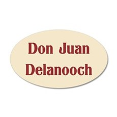 JAYSILENTBOB DON JUAN DELANO Wall Decal