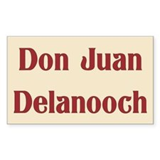 JAYSILENTBOB DON JUAN DELANOOC Decal