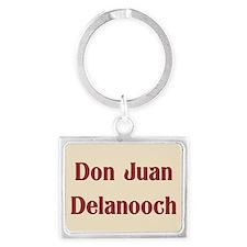 JAYSILENTBOB DON JUAN DELANOOCH Landscape Keychain