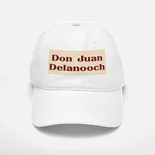 JAYSILENTBOB DON JUAN DELANOOCH Baseball Baseball Cap