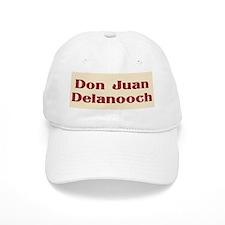 JAYSILENTBOB DON JUAN DELANOOCH Baseball Cap