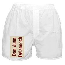 JAYSILENTBOB DON JUAN DELANOOCH Boxer Shorts