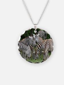 Zebra_2014_1101 Necklace